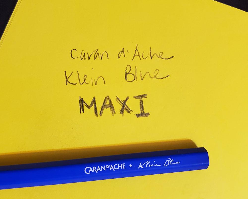 1 - Klein Blue maxi