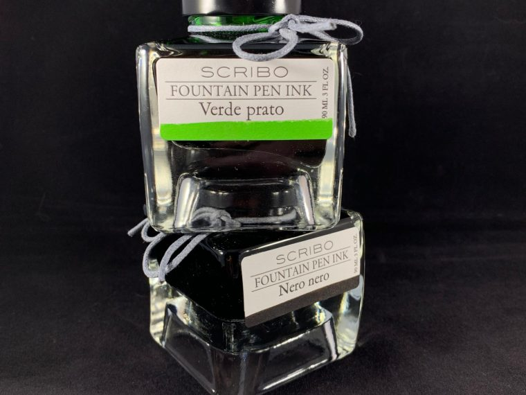 Ink Review: Scribo Inks