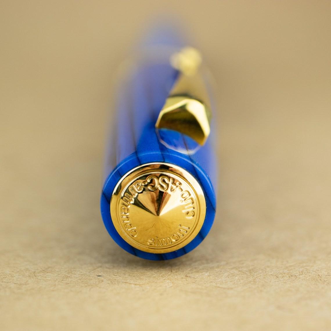 ASC Studio Pens Blue Pinnacle