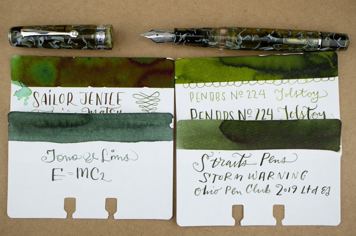 ASC Studio Pens Green Guatemala