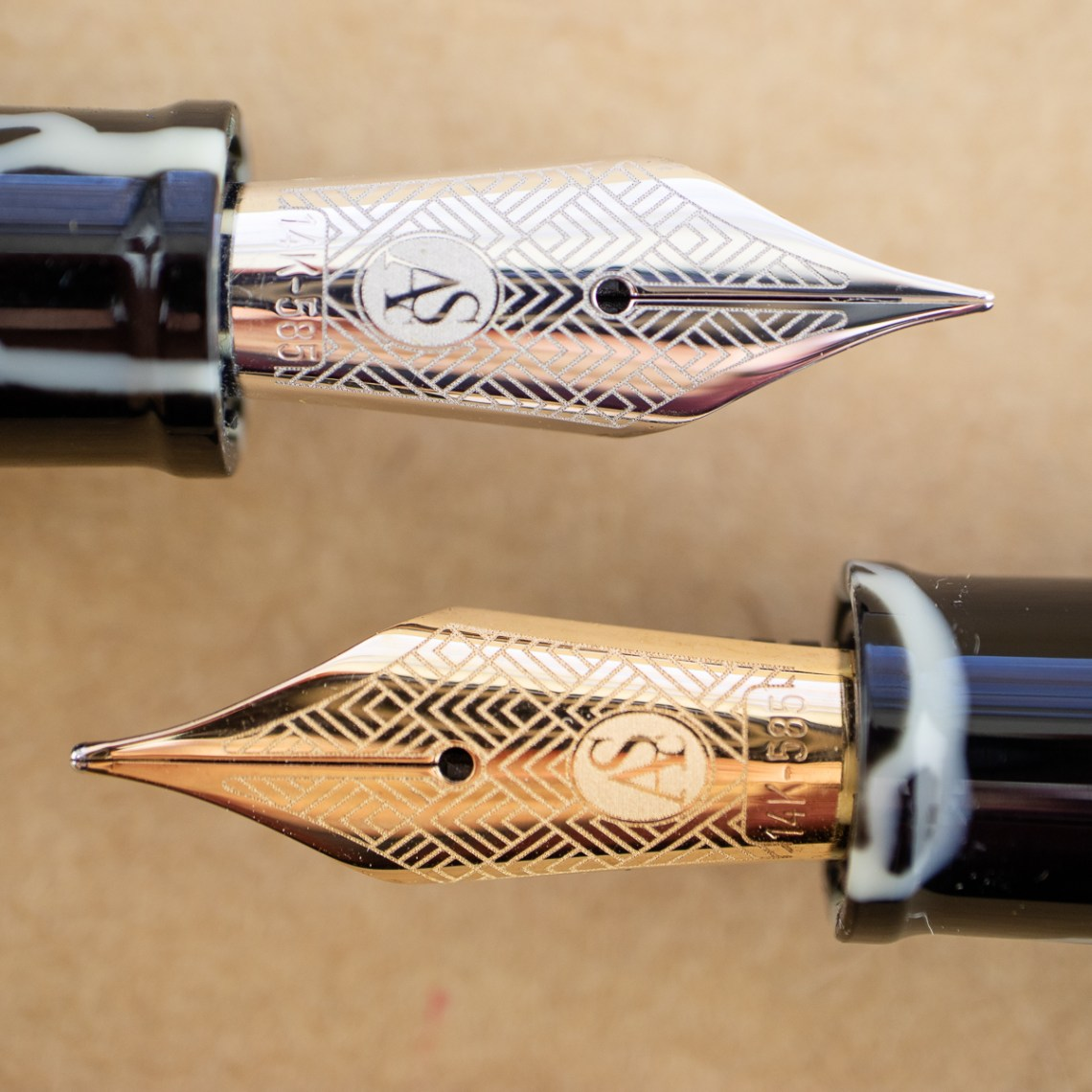 ASC Bologna Wild Celluloid Fountain Pen