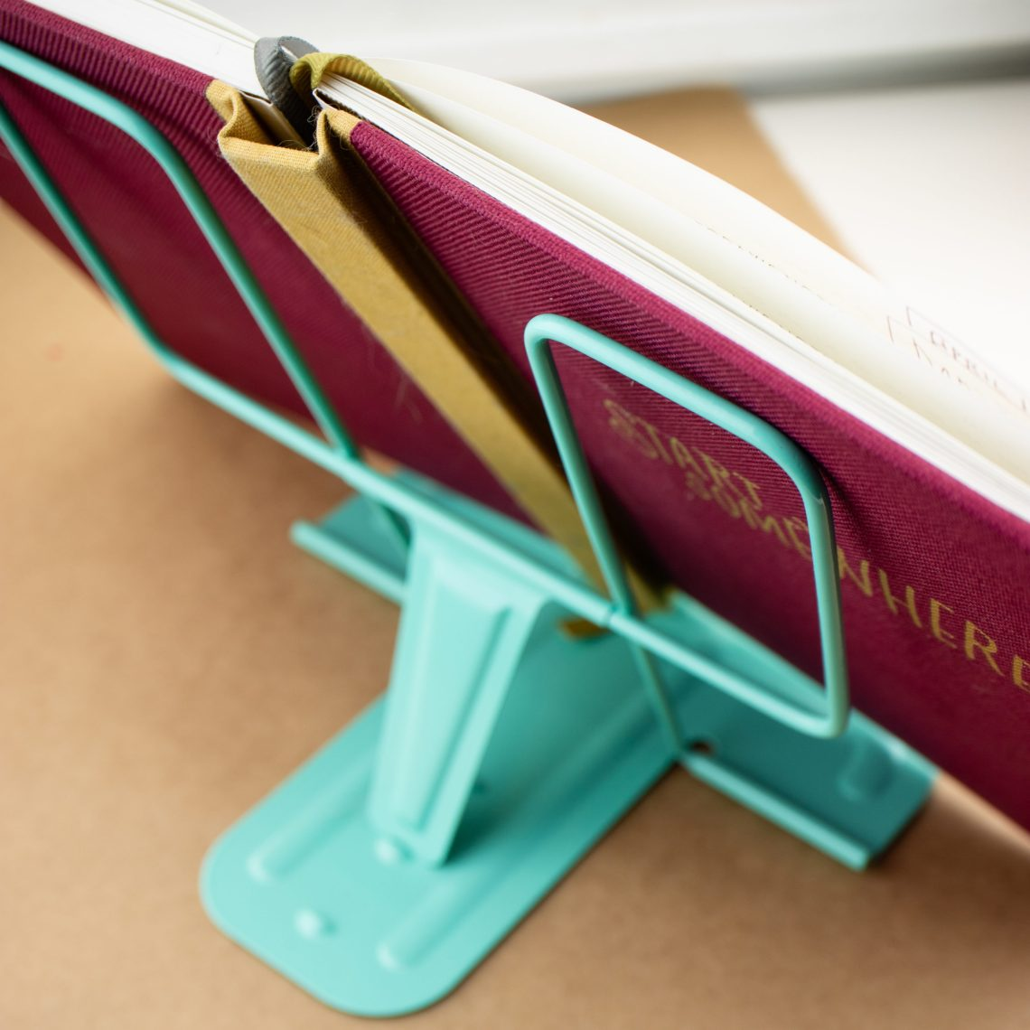 Hightide Metal Book Rest