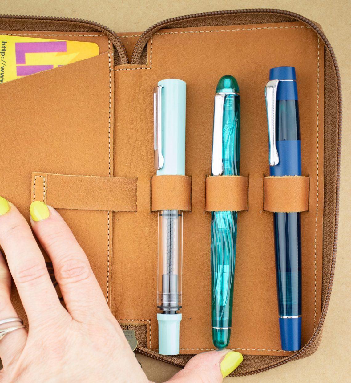 Shibui 3-Pen Case XL