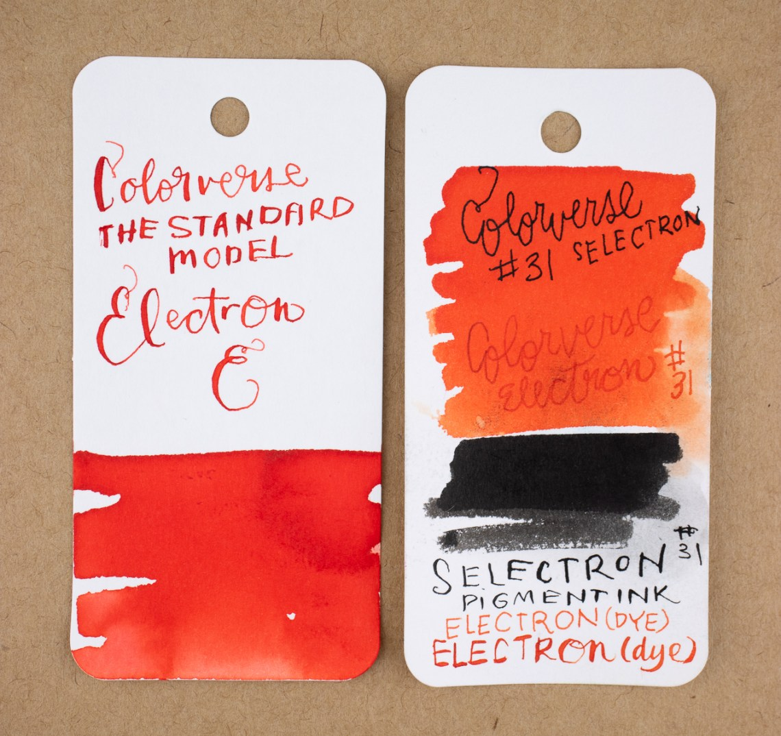 Colorverse Electron comparison