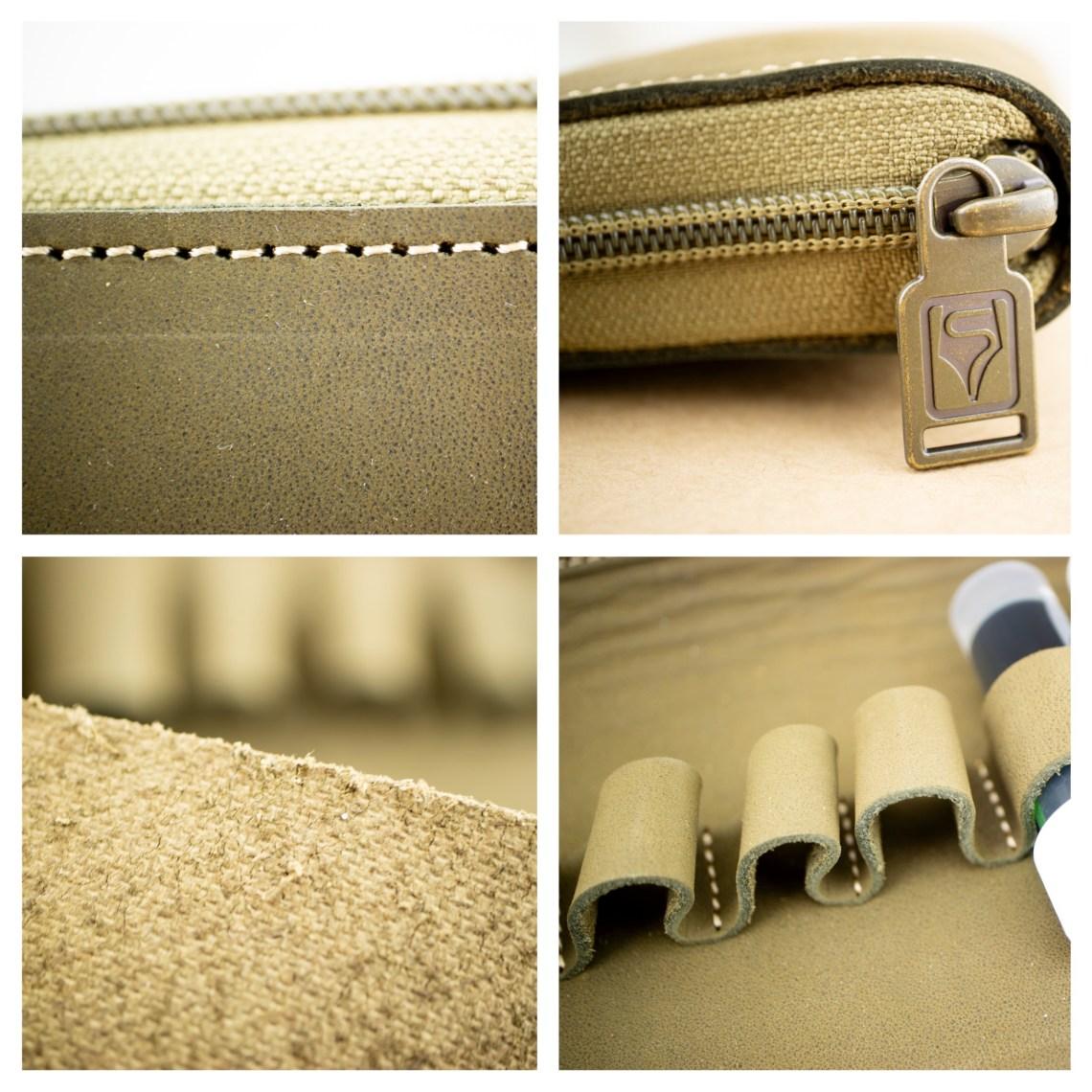 Shibui 9-Vial Case - detail images