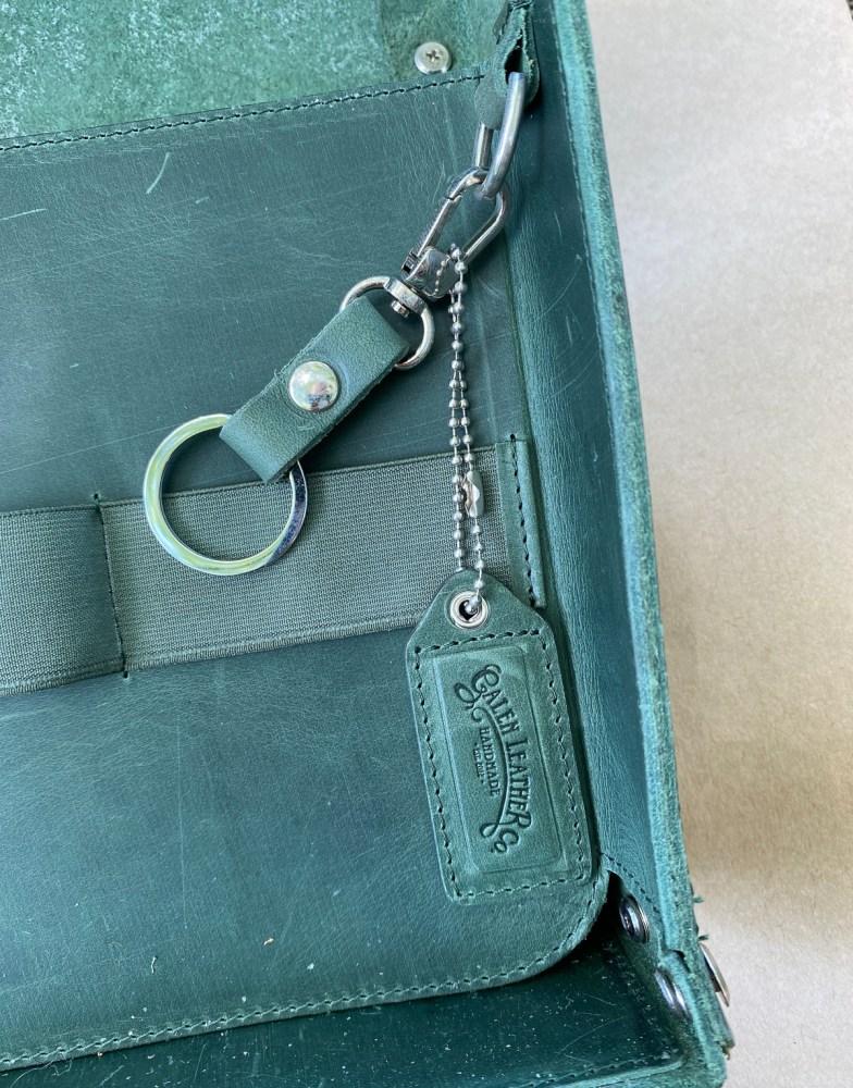Galen Leather Writer's Medic Bag