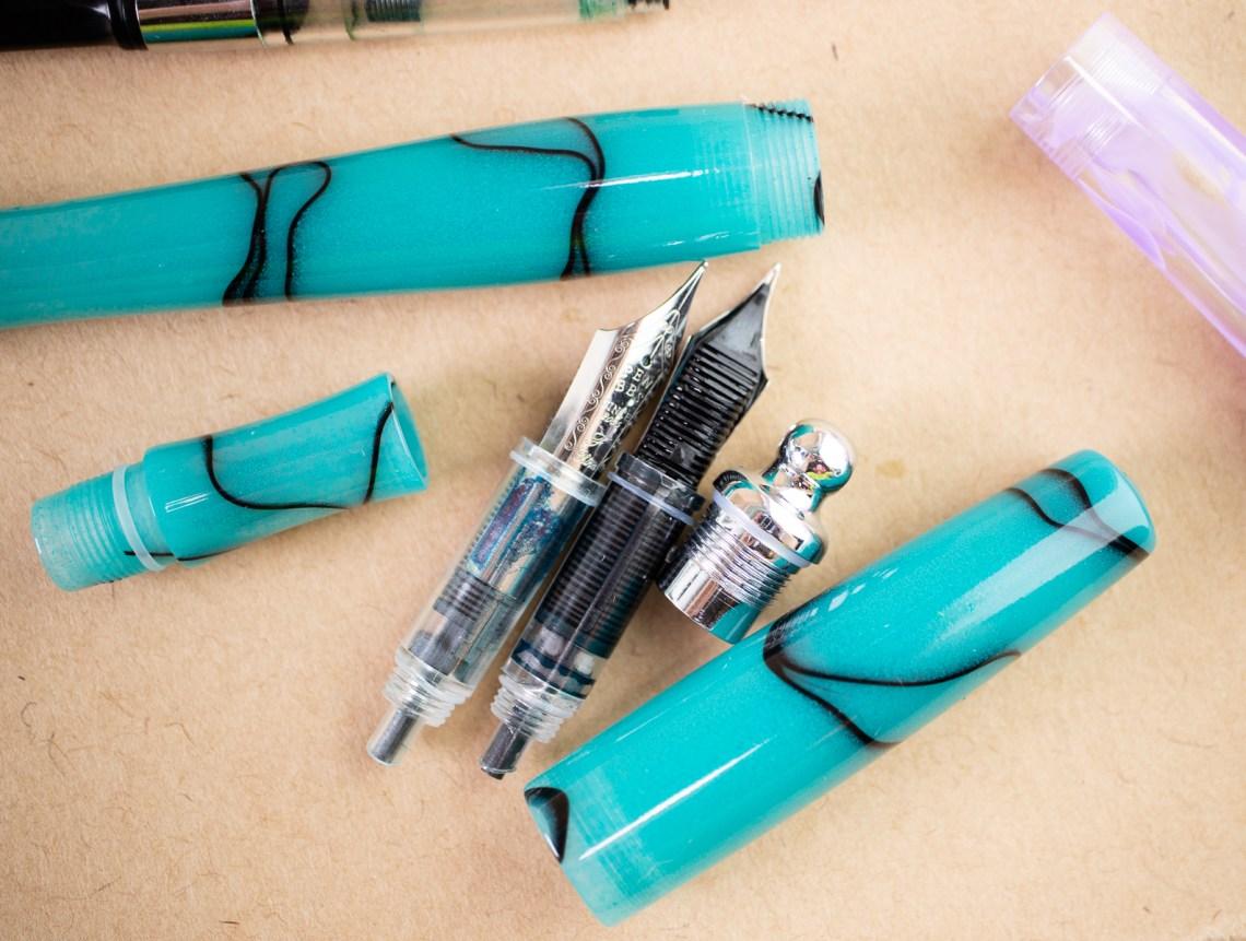 Pen BBS replacement nib