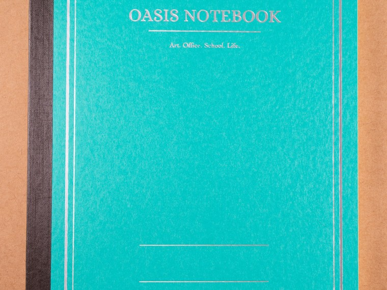 Notebook Review: Profolio Oasis Notebook