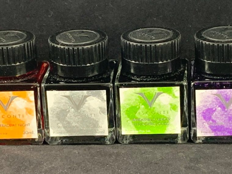 Ink Series Review: Visconti Van Gogh Series