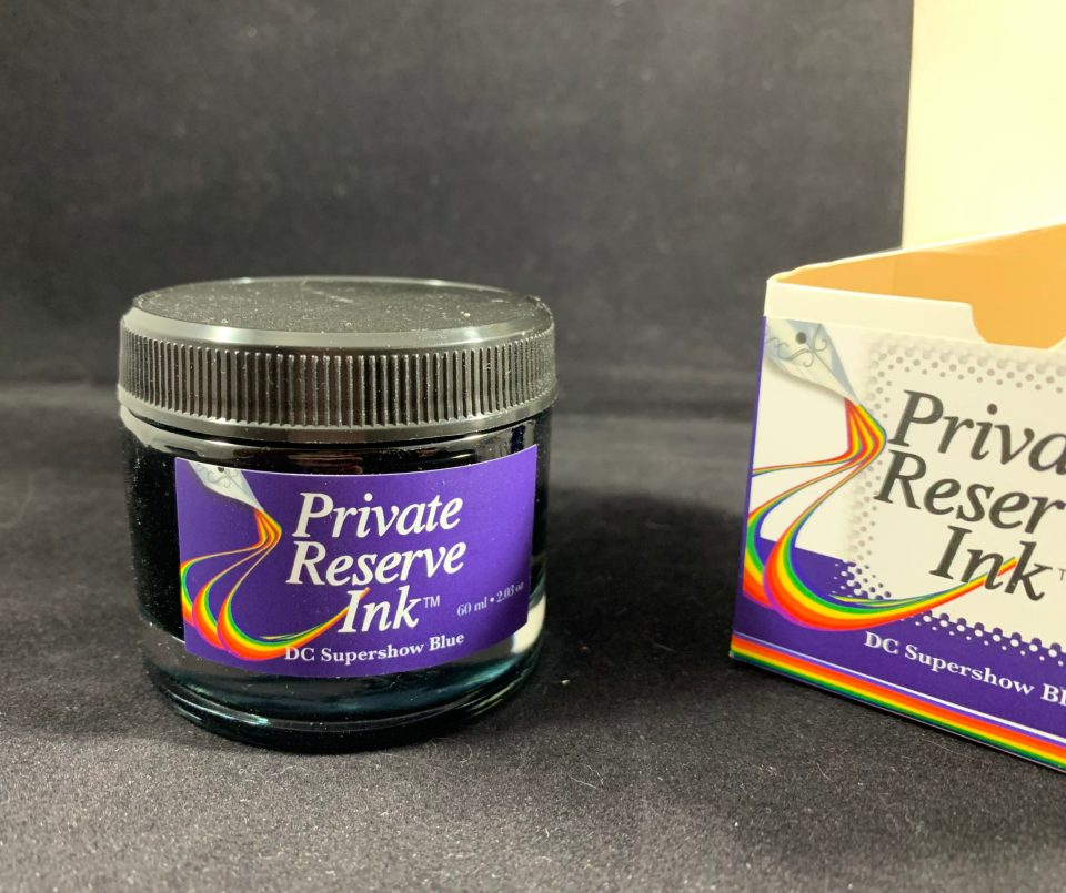 Ink Review: Private Reserve Old vs New Part 2