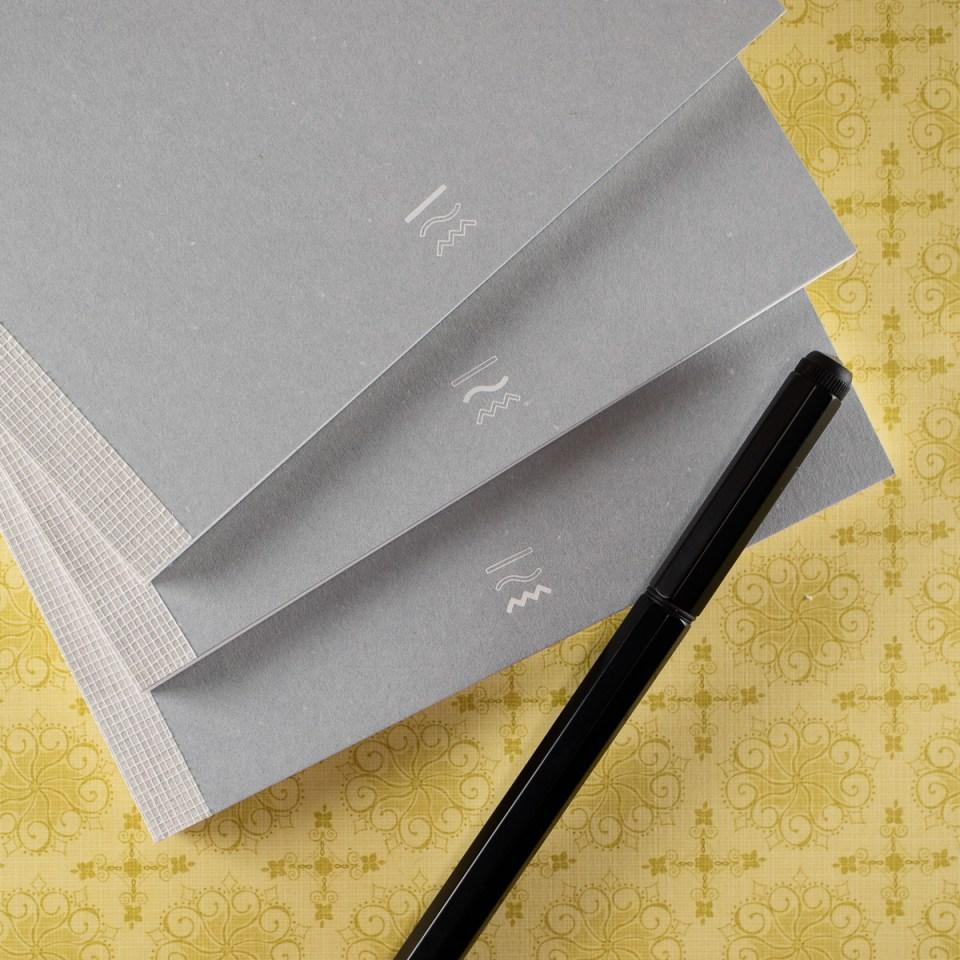 Paper Review: Kokuyo Perpanep A5 Notebooks