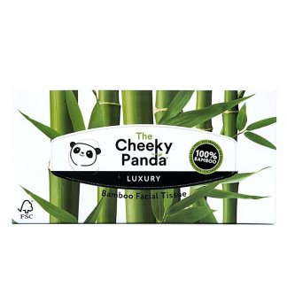 The Cheeky Panda Bamboo Facial Tissue