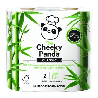 The Cheeky Panda Bamboo Kitchen Towel