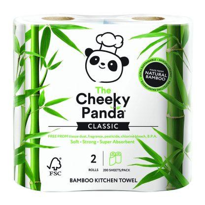 The Cheeky Panda Bamboo Kitchen Towel