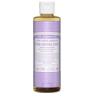 Dr Bronner Lavender Pure Castile 237ml