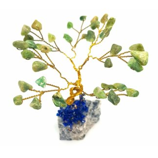 Moss Agate Gem Tree