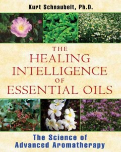 Bookshelfhealing intelligence of essential oils