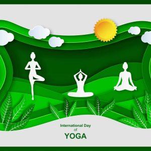 Internation Day of Yoga 2020