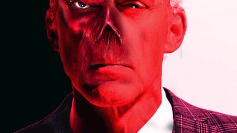 Jordan Peterson Transform Into Red Skull to Destroy His Liberal Haters: 'Hail  Lobster' | Politically Correcter | politicallycorrecter.com