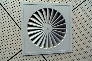 an exhaust fan