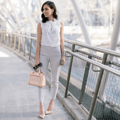 key pieces to professional wardrobe on a budget