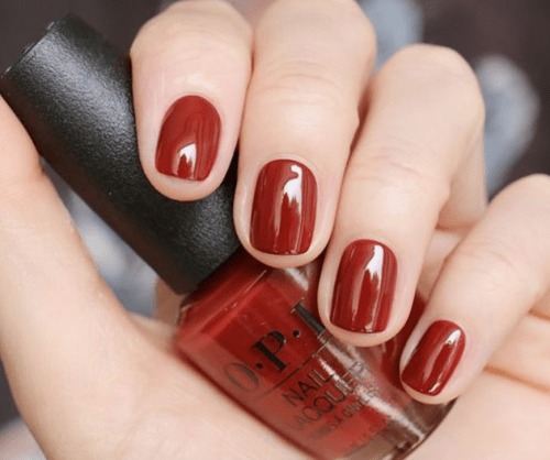 OPI Nail Colors featured by top Pittsburgh fashion blog Wellesley & King