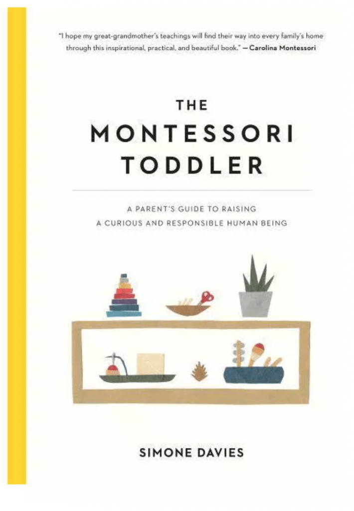 wellesley and king-the montessori toddler book