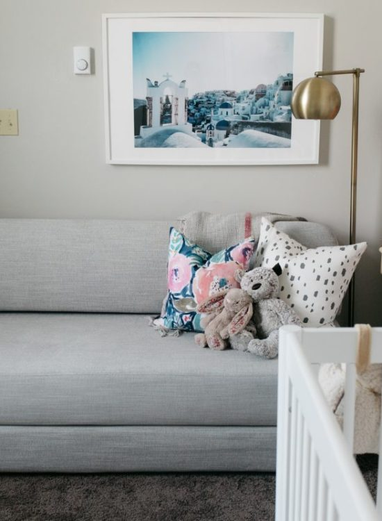 minimal nursery decor-wellesley and king blog