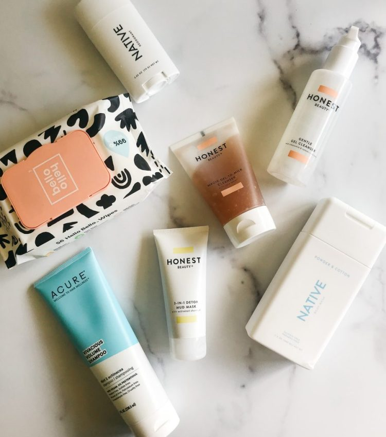 clean drugstore beauty products-wellesley and king blog