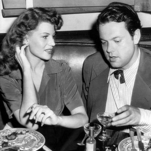 Image result for orson welles and rita hayworth