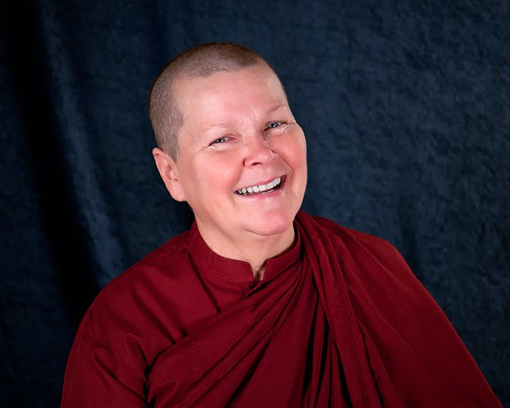 Interview with a Bhikkhuni