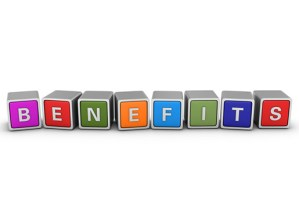 of benefit