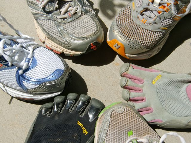 You might be a marathoner if…