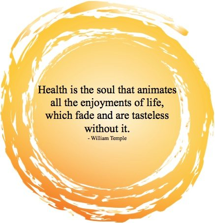 Monday Inspiration – Healthy Soul