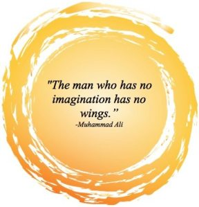 Monday Inspiration – Imagination