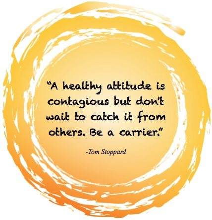 Catch a Healthy Attitude