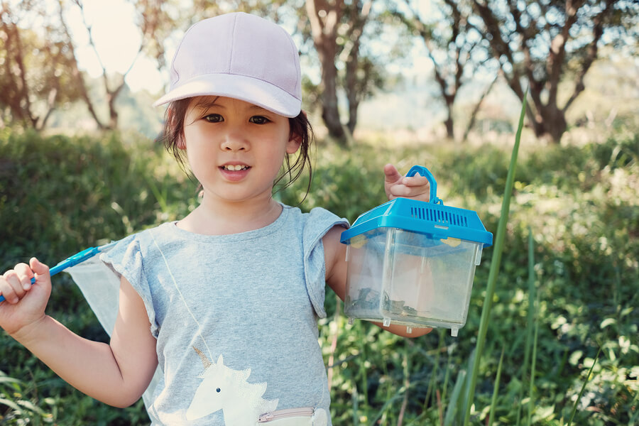 Outdoor Spring Activities for Preschoolers