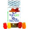 Highland Pharms All natural CBD gummies 10mg
