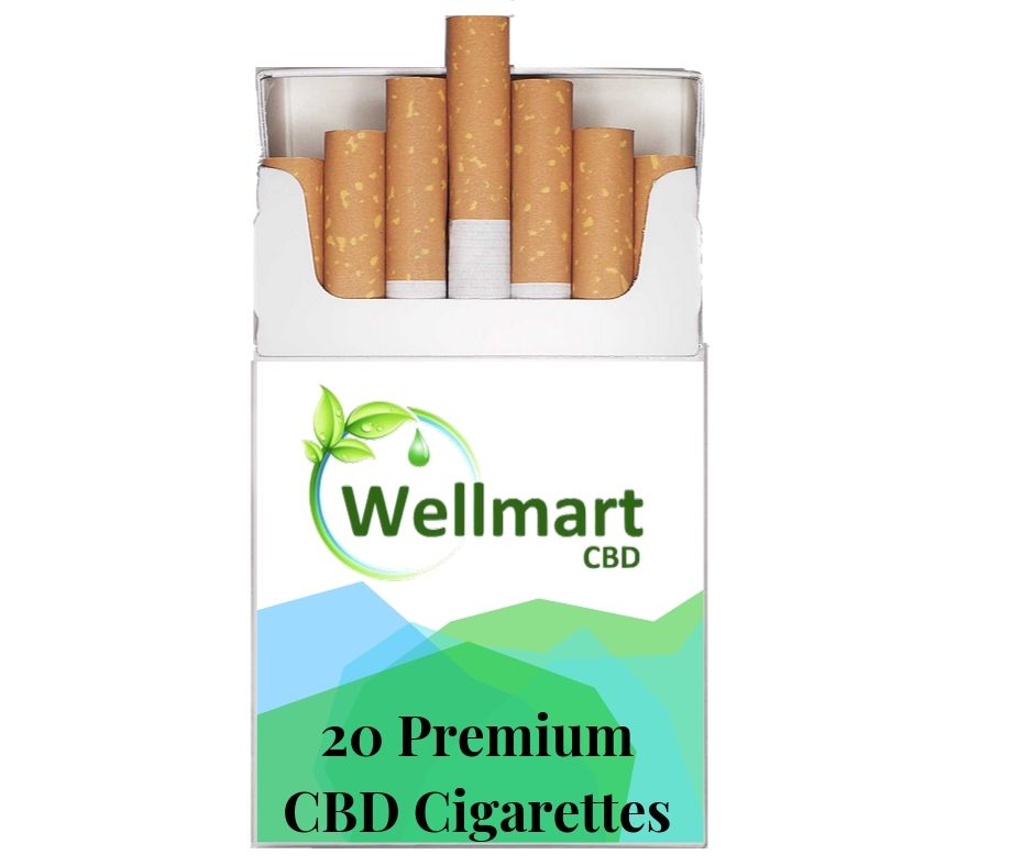 CBD Hemp Cigarettes