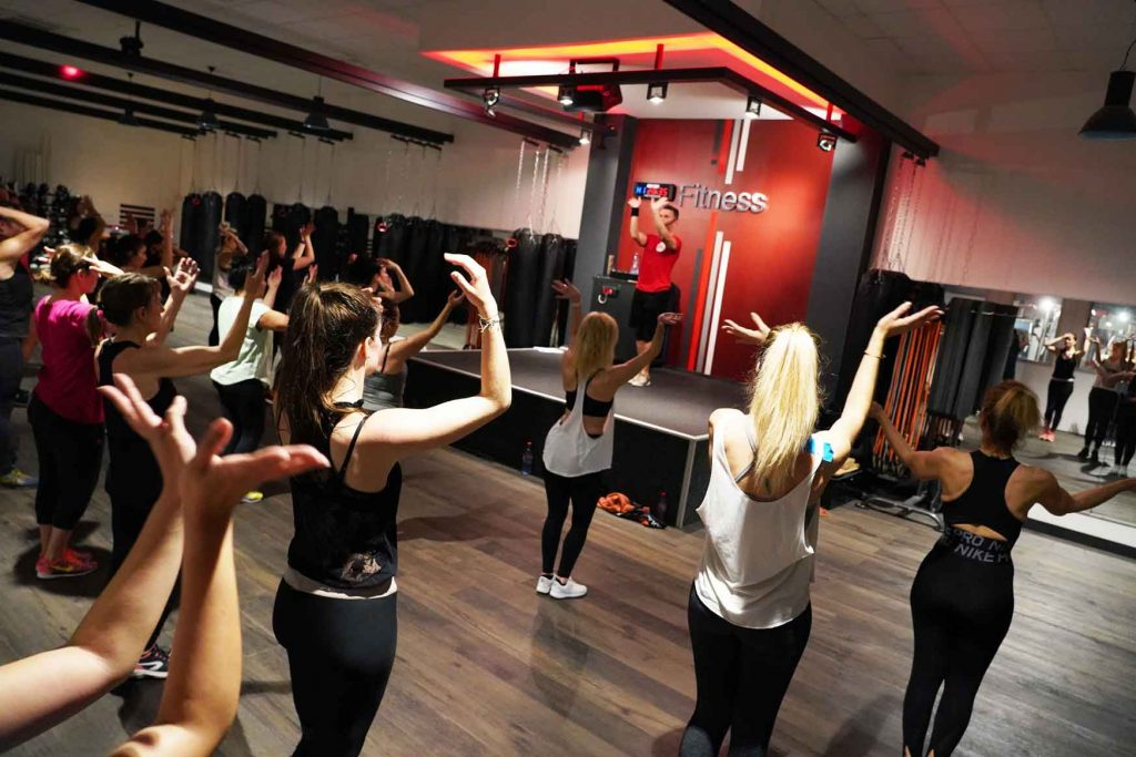 cours fitness salsa restez en forme