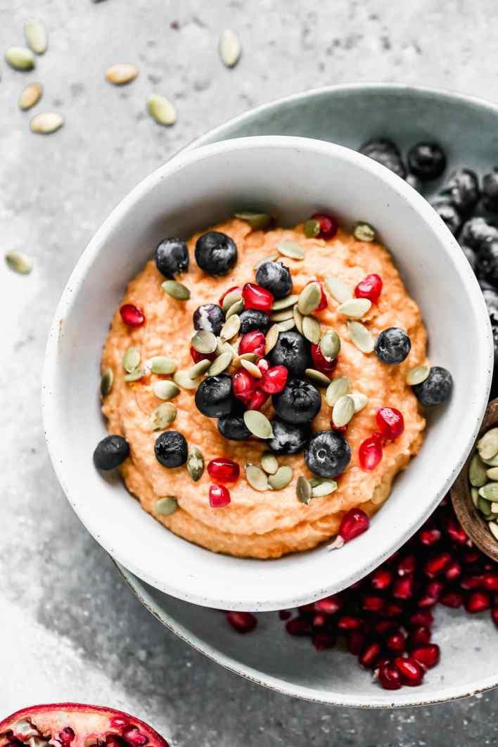 Healthy Whole30 breakfast bowl