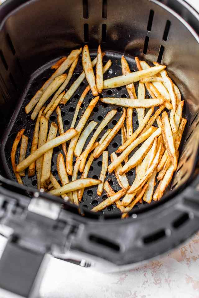 Air Fryer French Fries BEST EVER! – WellPlated.com