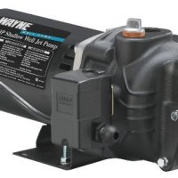Wayne SWS75 3/4-Horsepower Cast Iron Shallow Well Jet Pump