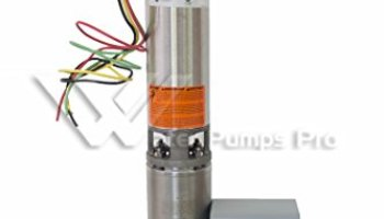 Goulds 7GS05422C 2 Wire 1/2 HP 230V 4″ Submersible Water Well Pump ...