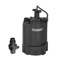 Everbilt UT03301 1/3 HP Automatic Submersible Pump