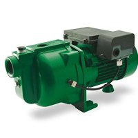 Fe Myers QD100S, Shallow Well Jet Pump, QD Series, 1 HP, 115/230 Volts, Cast Iron Body