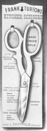 Turton Scissors features