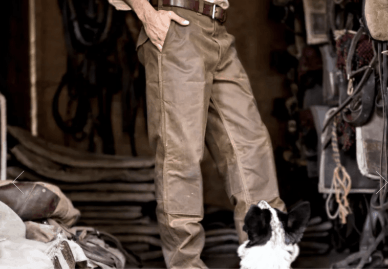 Durable work pants