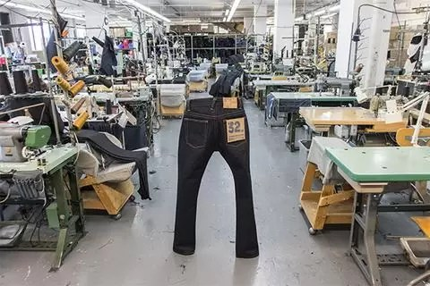 durable Jeans that stand up