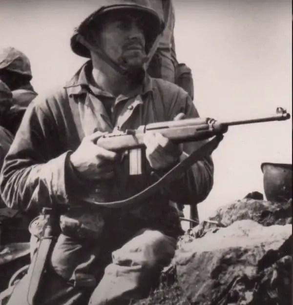 USMC KABAR WW2